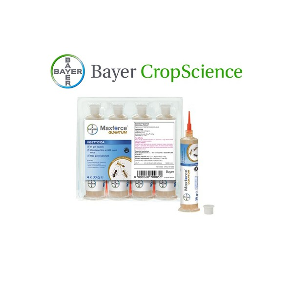 MAXFORCE QUANTUM Formiche  - Bayer CropScience