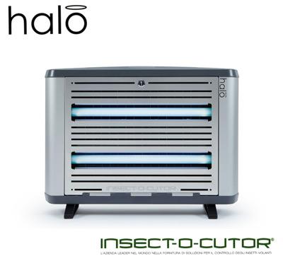 Trappola a luce UV a piastra collante Halo 30