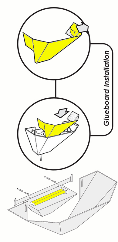 Insect-O-Cutor Luralite Cento istruzioni montaggio