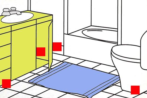 Solfac Gel Scarafaggi box non richiede particolari preparativi preliminari