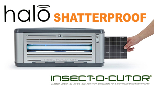 HALO 15 - Insect-O-Cutor Shatterproof