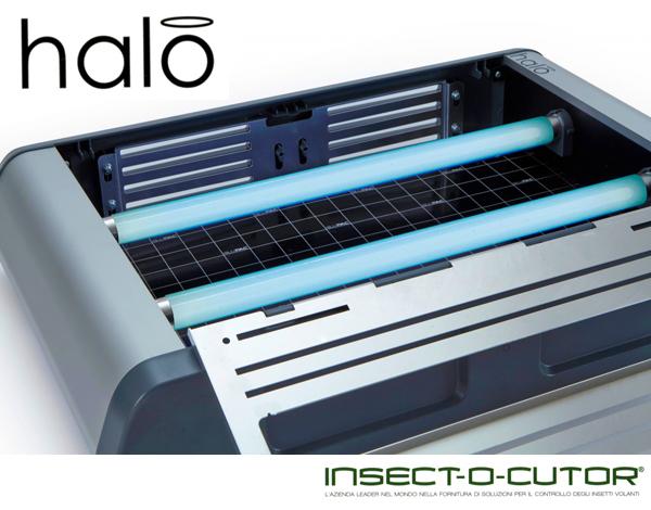 Trappola a luce UV a piastra collante per il controllo degli insetti volanti