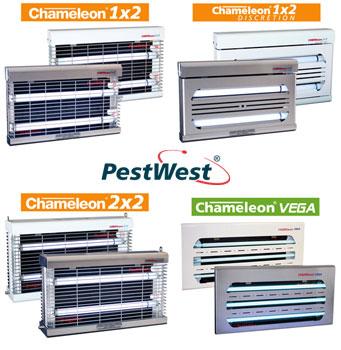 lampade collante UV di alta qualità PestWest Chameleon