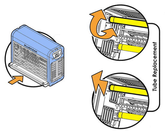 Insect-O-Cutor PLUSZAP 30w Alluminio