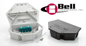 contenitore di sicurezza per esche per topi e ratti protecta lp