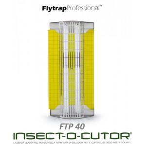 FLYTRAP PROFESSIONAL FTP40  + 2 Confezioni di Piastre in Regalo