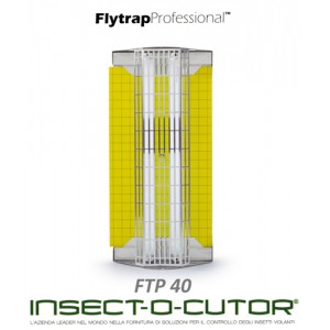 FLYTRAP PROFESSIONAL FTP40 + 1 Confezione di Piastre in Regalo