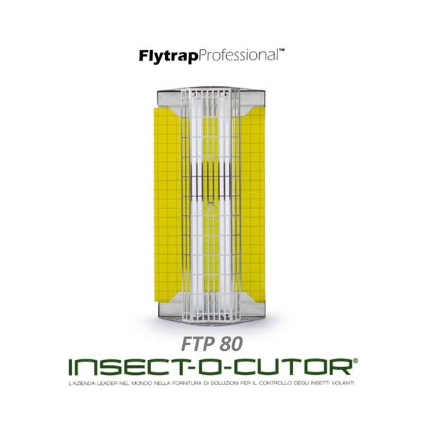 FLYTRAP PROFESSIONAL FTP80 + 1 Confezione di Piastre in Regalo