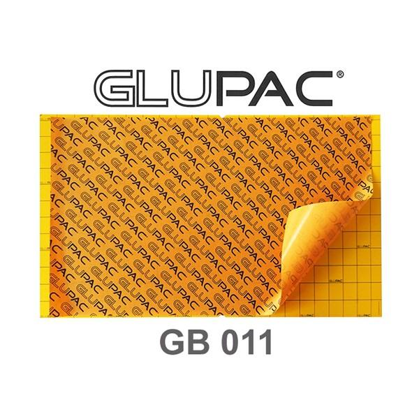Piastra GB011 gialla per HALO 30/45 e FTP 40/80