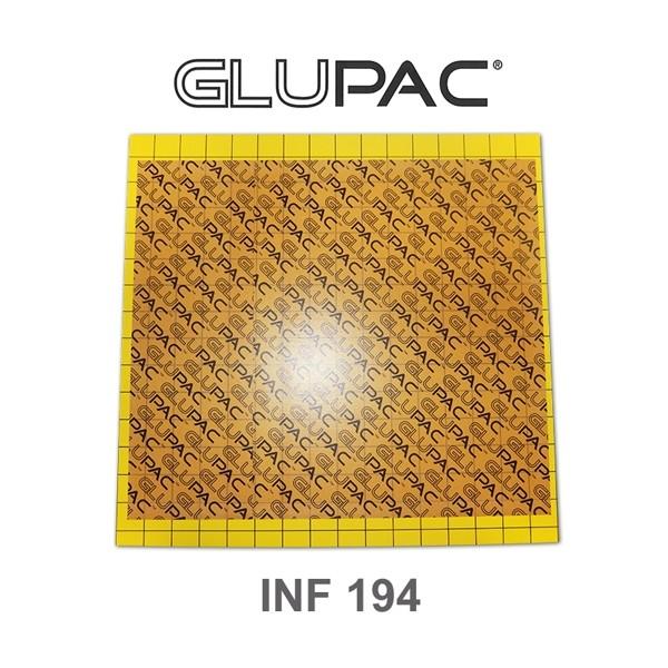 Piastra INF194 gialla per HALO 60