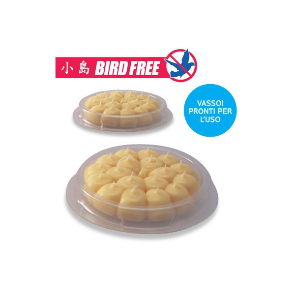 BIRD FREE - Dissuasore a base di essenze naturali