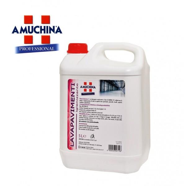 AMUCHINA Detergente Super Rapido per Superfici da 5 litri