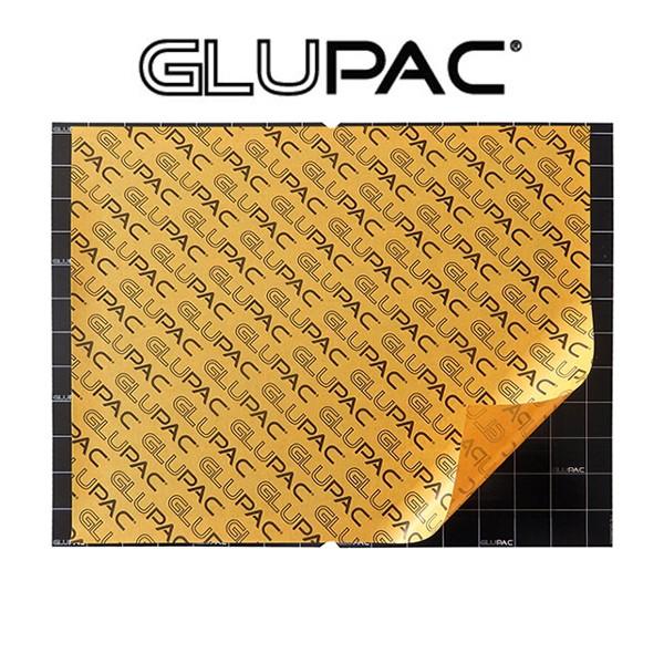 Piastra collante GB002 nera per Flytrap Professional FTP 30, HALO 30 e HALO 45