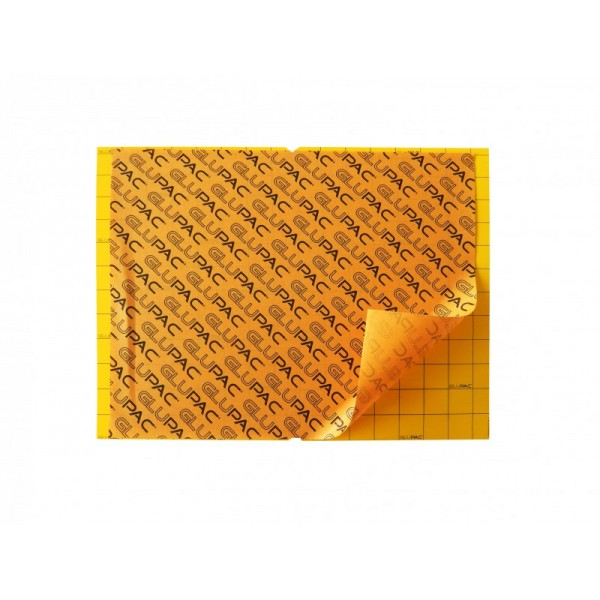 Piastra collante GB001 Gialla per Flytrap Professional FTP 30, HALO 30 e HALO 45