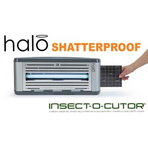 HALO 15 Shatterproof - Insect-O-Cutor