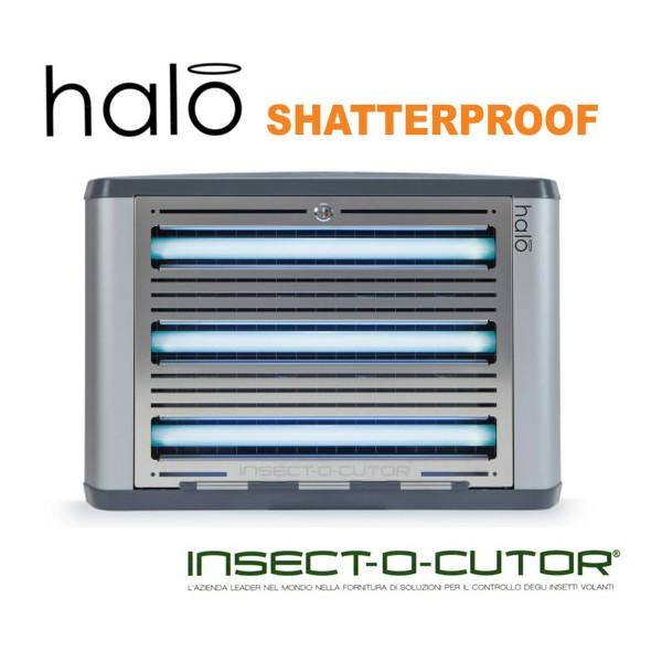 HALO 45 Shatterproof + 1 Confezione di Piastre in Regalo