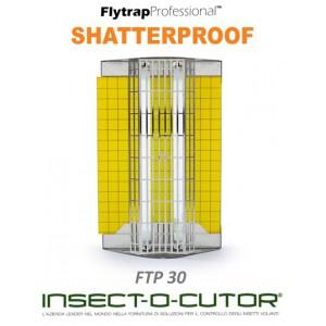 FLYTRAP PROFESSIONAL FTP30 Shatterproof  + 1 Confezione di Piastre in Regalo
