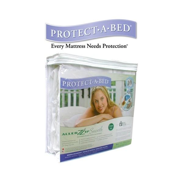 Coprimaterasso 90x190x25 contro le Cimici del Letto - Protect-A-Bed