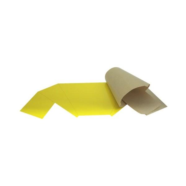 Piastra Commerciale gialla compatibile per LURALITE CENTO