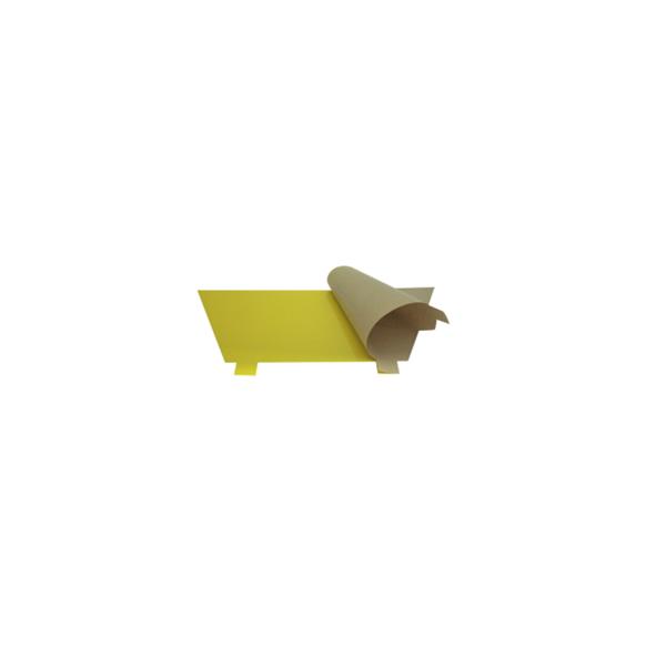 Piastra Commerciale gialla compatibile per LURALITE PROFESSIONAL