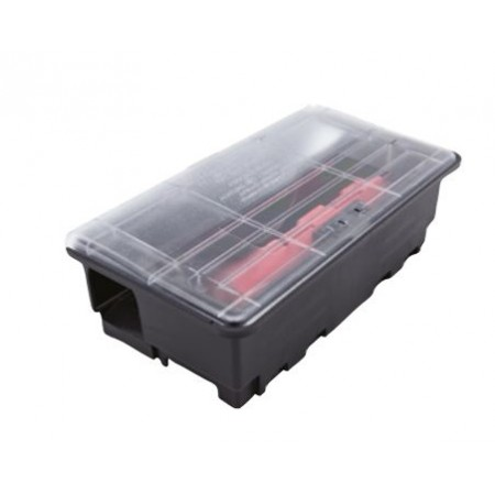 MASTERBOX PLUS con coperchio trasparente