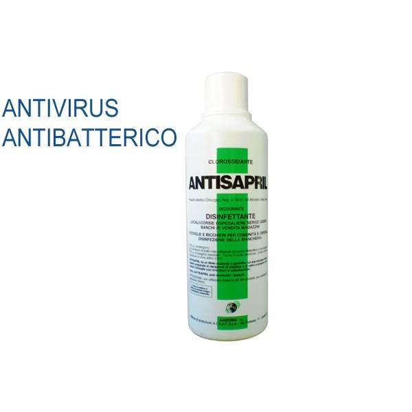 AMUCHINA ANTISAPRIL Disinfettante Detergente