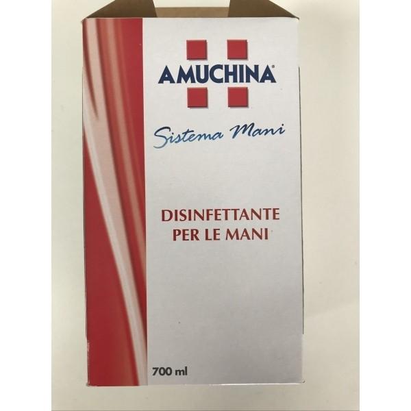 RICARICA DA 700 ml per AMUCHINA SISTEMA MANI