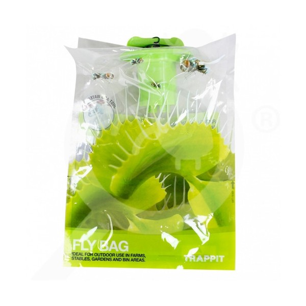 Fly Trap Big Bag - Trappola per mosche biologica