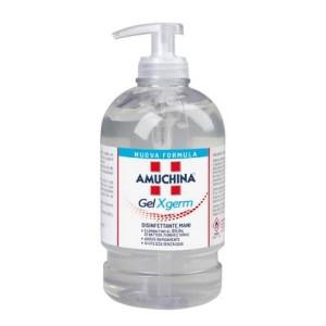 AMUCHINA GEL X-GERM DISINFETTANTE MANI da 500 ml