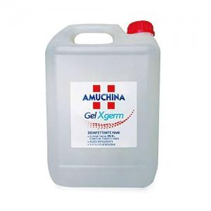 AMUCHINA Gel Igienizzante Mani confezione da 5 litri