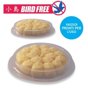 BIRD FREE CON MAGNETE - Dissuasore a base di essenze naturali