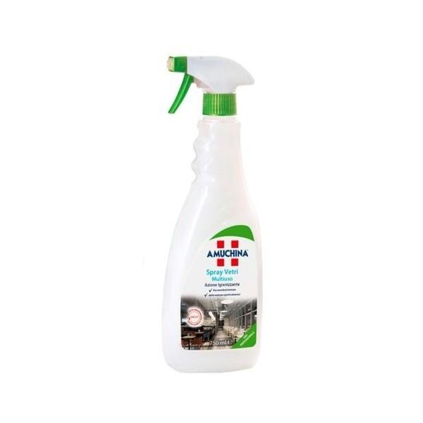AMUCHINA Detergente per Superfici Lucidabili