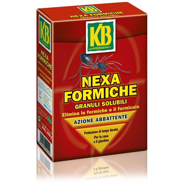 KB NEXA FORMICHE GRANULI 800 grammi