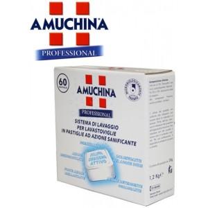 AMUCHINA Pastiglie sanificanti per lavastovigllie