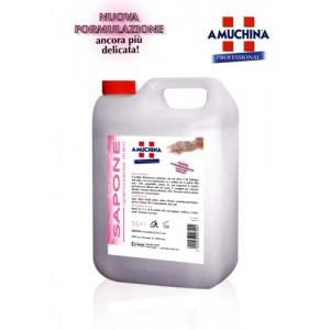 AMUCHINA Sapone Liquido Disinfettante AMUSOAP