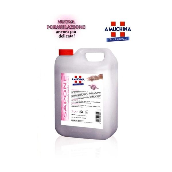 AMUCHINA SAPONE IGIENIZZANTE MANI 5 litri